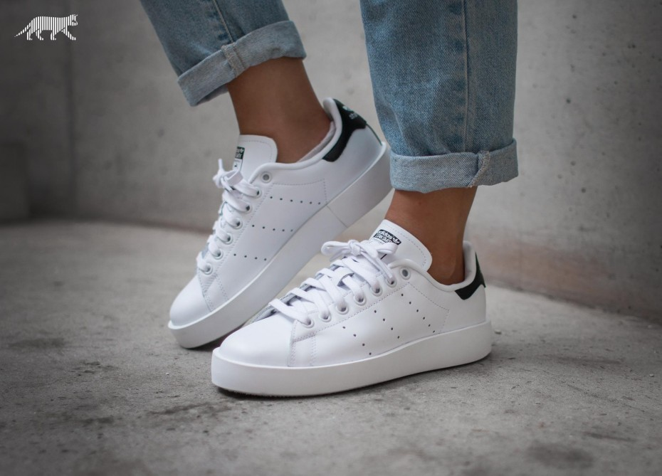 f340efc692558b adidas Originals  Stan Smith Enhanced With An Elevated Sole