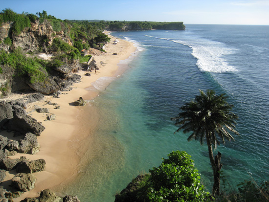 balangan beaches in bali
