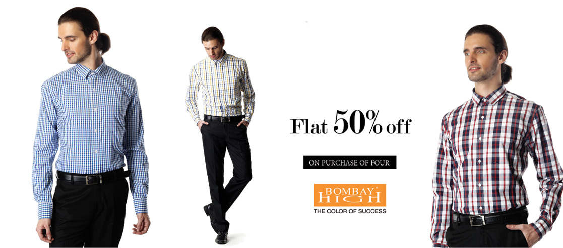 Online men clothes shopping