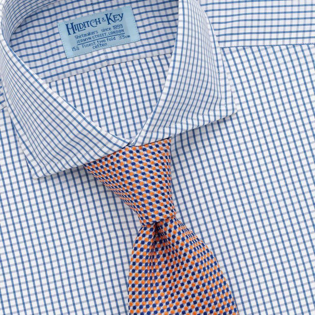 cutaway shirt collars