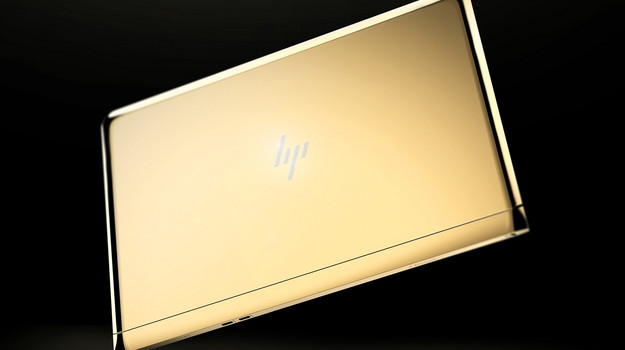hp 18k Gold Laptop