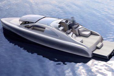 mercedes benz motor yacht
