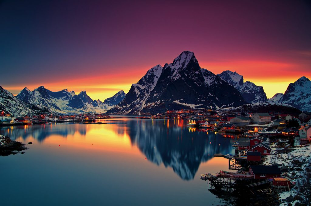Fairytale Villages - Reine, Norway