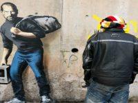 Banksy in Calais