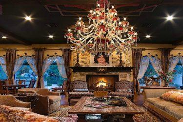 Michael Jackson's 'Thriller Villa'